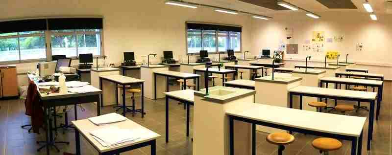 Salle Sciences Salle de Sciences Physiques